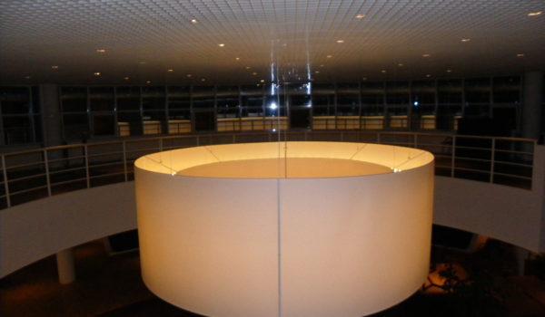 Amstelveen, buitendiameter 4 meter.